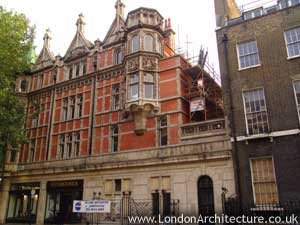 42-56 Torrington Place in London, England