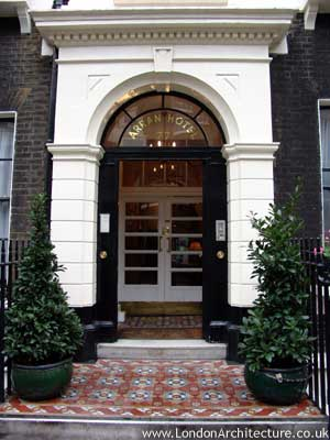 Arran House Hotel in London, England