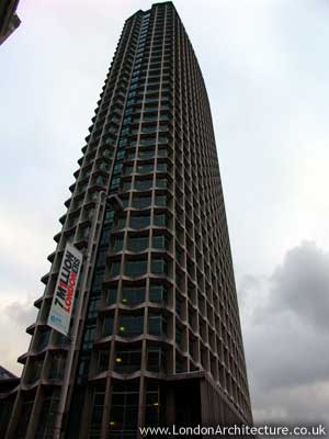 Centre Point Tower in London, England