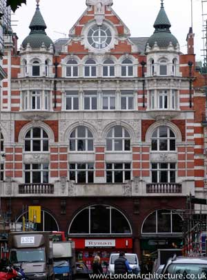Goodge Street Station in London, England