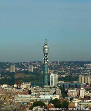 Photograph of BT Tower