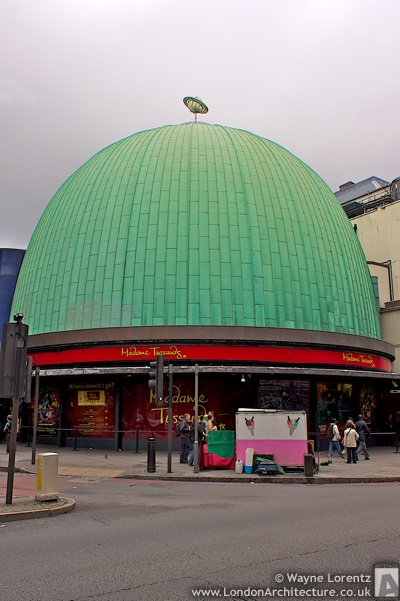The London Planetarium in London, England