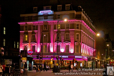 Mercure London Paddington Hotel in London, England