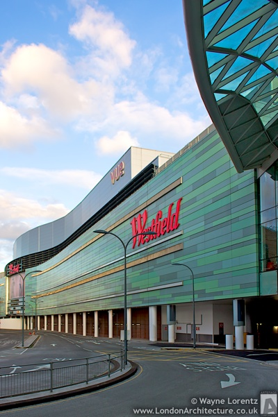 Westfield London in London, England