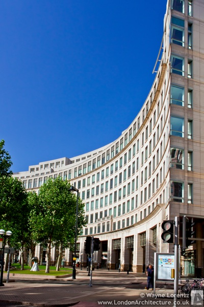 11 Westferry Circus in London, England