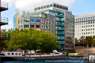 15 Westferry Circus in London, England