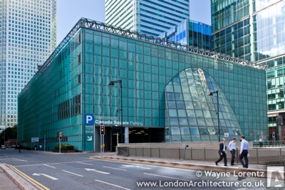 16-19 Canada Square in London, England