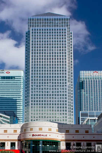Photo of 1 Canada Square
