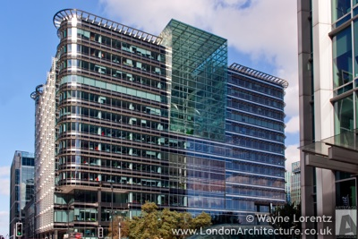 20 Canada Square in London, England