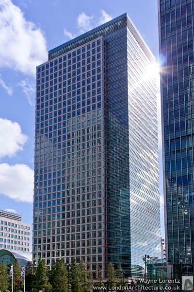 40 Bank Street in London, England