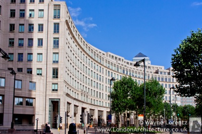 7 Westferry Circus in London, England