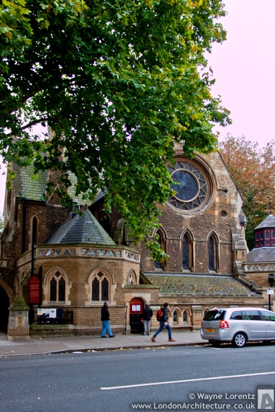 Saint Stephen's Church Gloucester Road in London, England