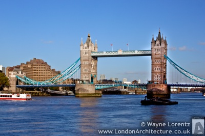 Photograph of Tower Bridge