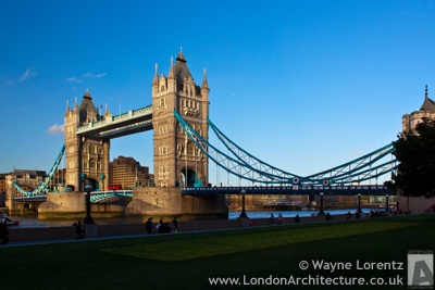 Stock photo of Tower Bridge, London