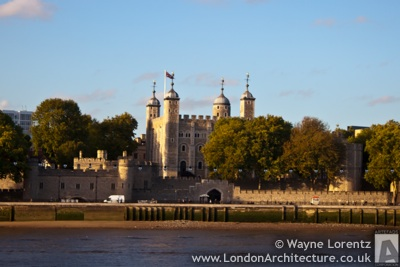 Photo of The Tower of London in London, England
