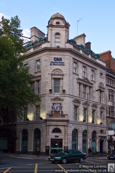 119 High Holborn in London, England