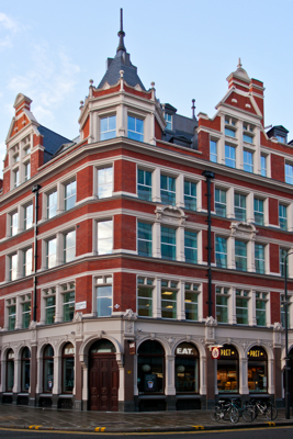 8 Southampton Place in London, England