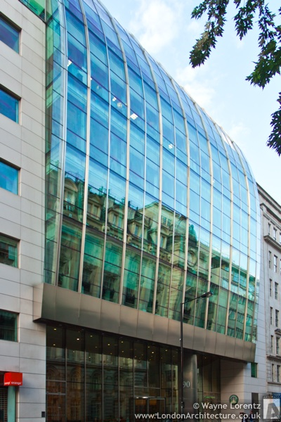 90 High Holborn in London, England