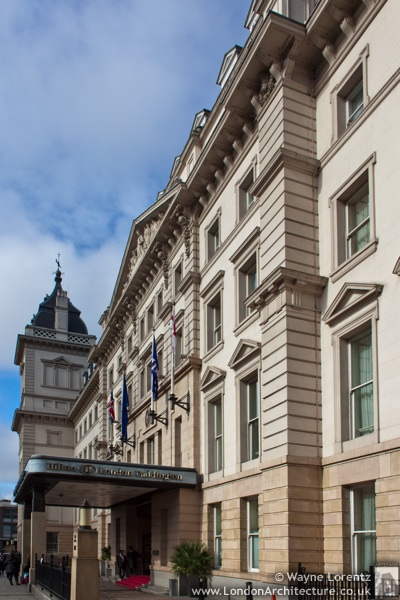 Hilton Hotel London Paddington in London, England