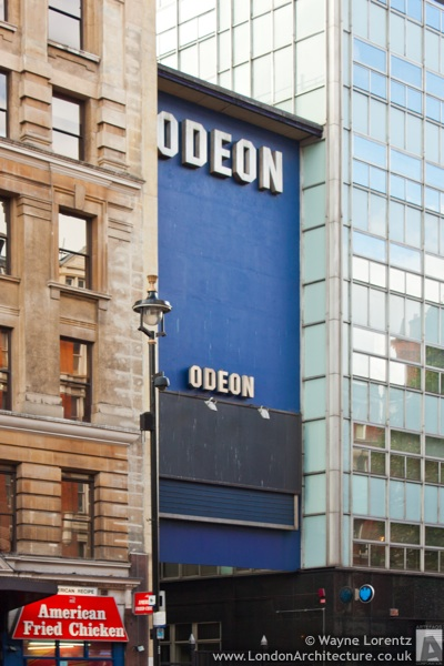 Odeon Cinema West End in London, England