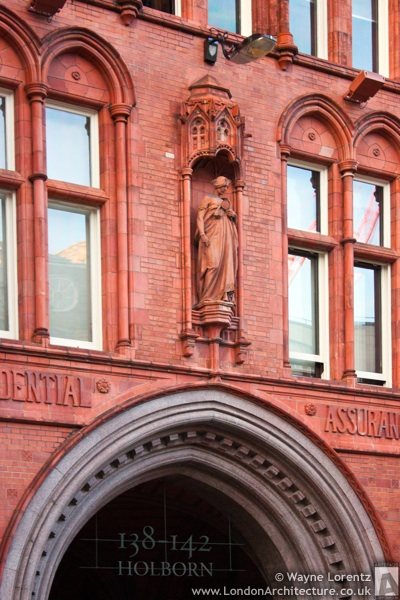 Photograph of Prudential Assurance Building