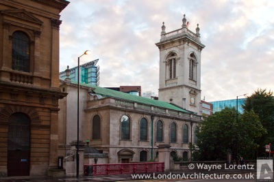 Photo of Saint Andrew Holborn in London, England