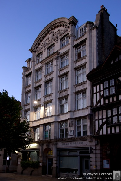 Photo of Saint Bartholomew House in London, England