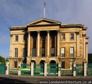 Apsley House in London, England