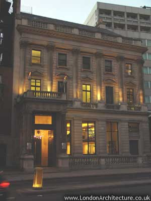 64 Knightsbridge in London, England