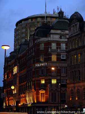 Harvey Nichols in London, England
