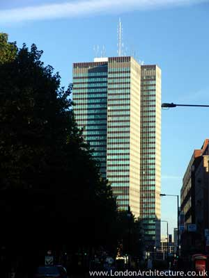 Euston Tower in London, England