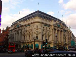 London Trocadero in London, England