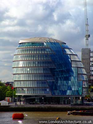 London City Hall in London, England