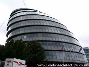 Photo of London City Hall in London, England