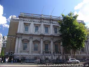 Banqueting House in London, England