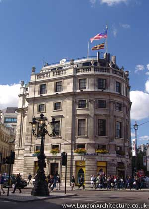 Malaysia House in London, England