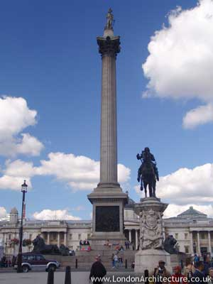 Photo of Nelson's Column
