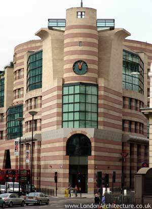 One Poultry in London, England