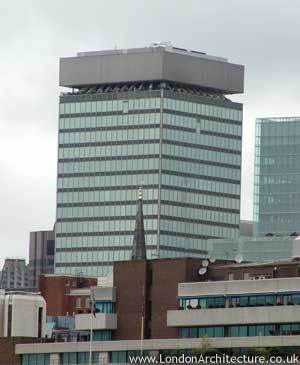 20 Fenchurch Street in London, England