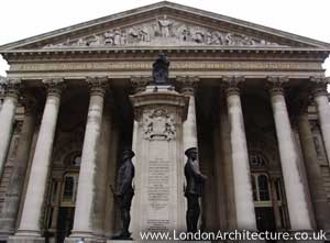 First World War Memorial in London, England