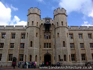 Photo of Jewel House in London, England