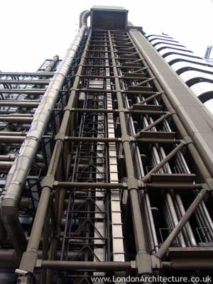 Photograph of Lloyd's of London Headquarters