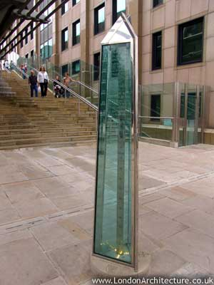 Millennium Measure, The in London, England