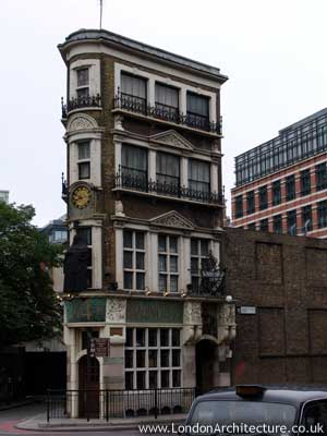 The Black Friar in London, England