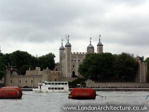 Photograph of The Tower of London