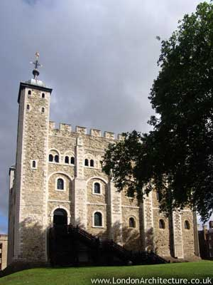 Photo of White Tower in London, England