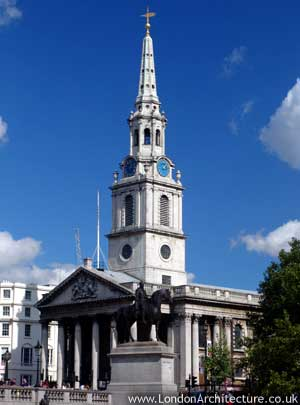 Photograph of Saint Martin-in-the-Fields
