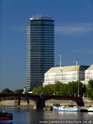 Photo of Millbank Tower in London, England