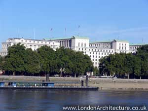 Ministry of Defense in London, England