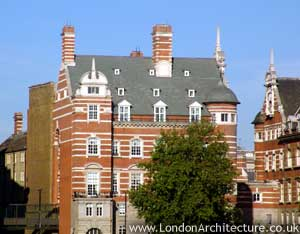 Photo of Norman Shaw North Building in London, England